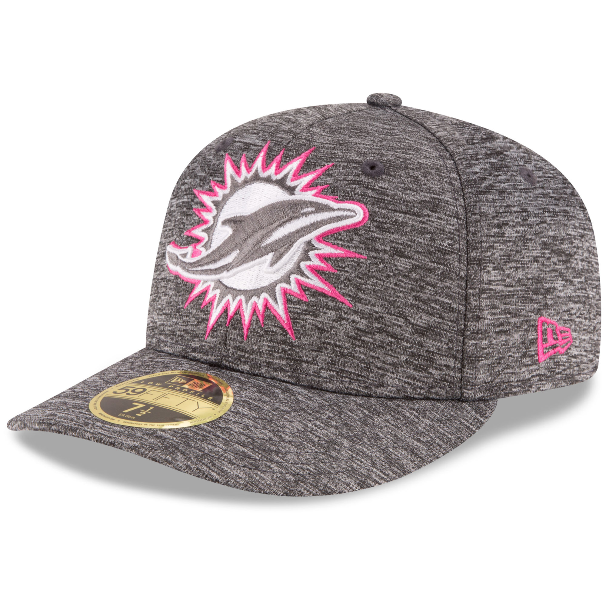 Miami Dolphins 2016 Breast Cancer Awareness Miami Dolphins 2016 Breast  Cancer Awareness ... d1c0b4ff5bb7