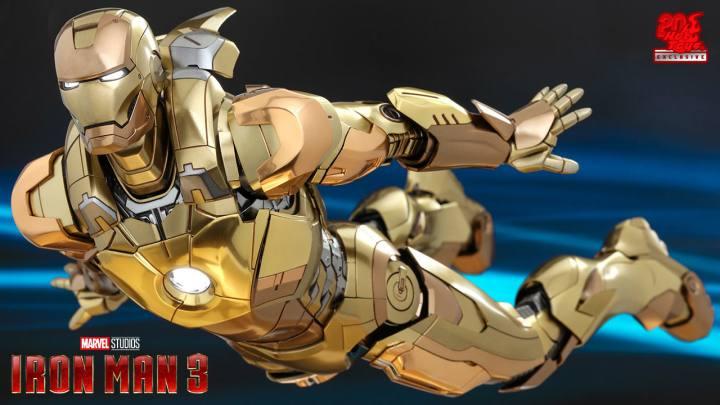Iron Man Mark XXI (Midas)