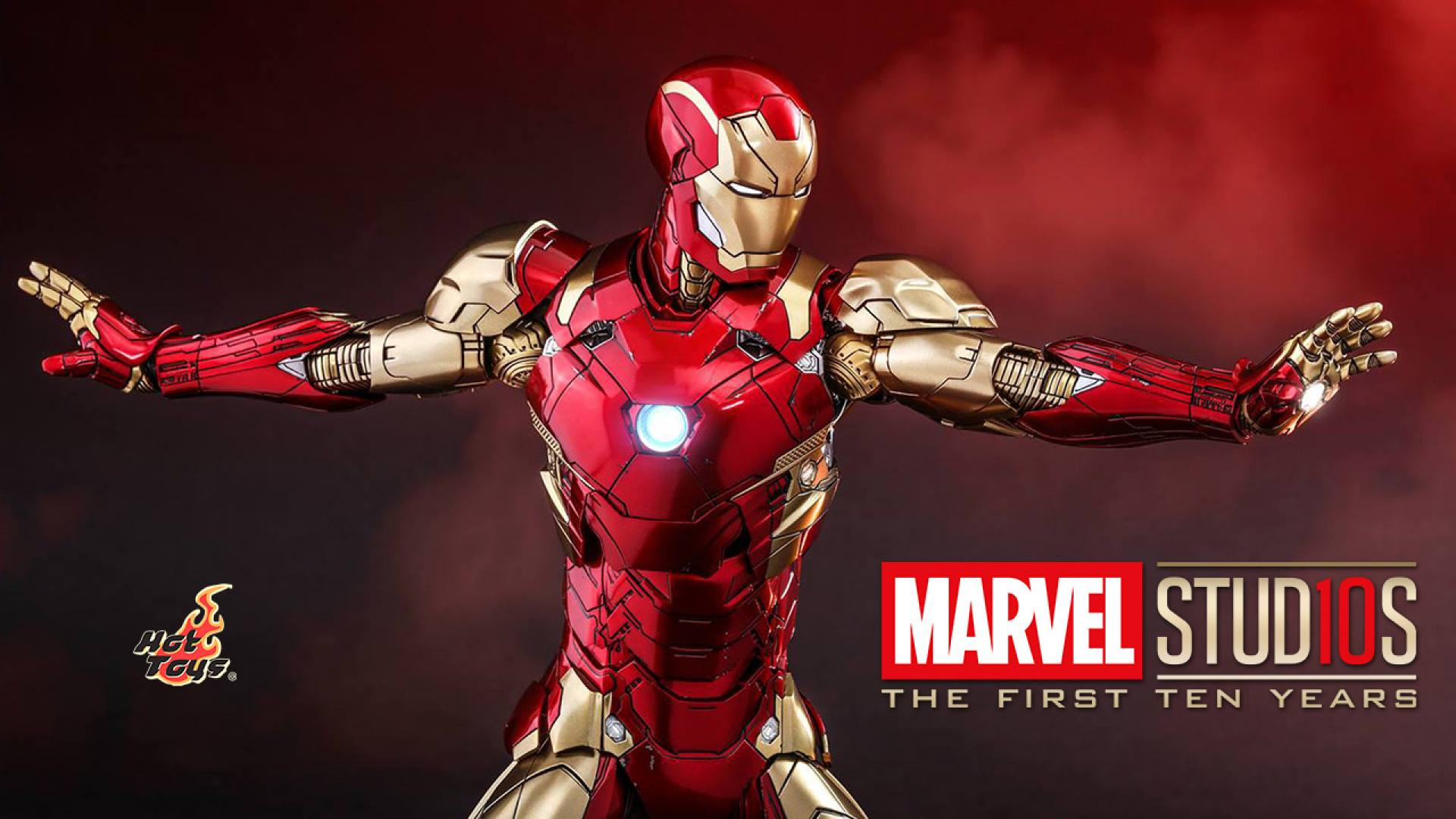 Iron Man mk XLVI (Concept Art Version)