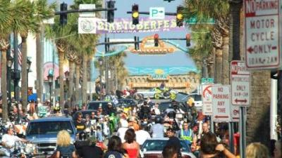 2004 - Daytona Beach, FL, USA - Biketoberfest