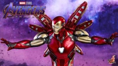 Iron Man mk LXXXV