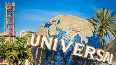 2014 - Florida, USA - Universal Studios