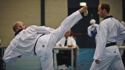4e dan taekwondo