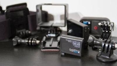 Mijn GoPro accessoires