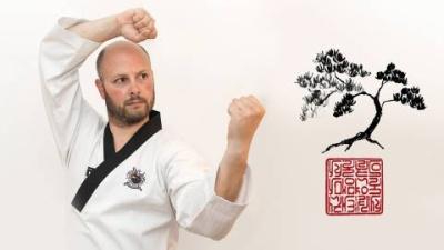 Taekwondo photoshoot