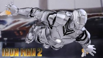 Hot Toys Iron Man collectie