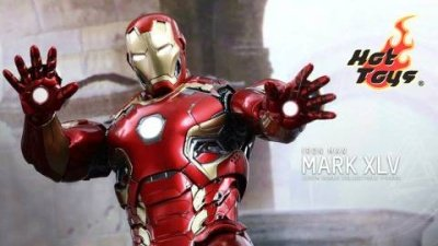 Hot Toys Diecast Series